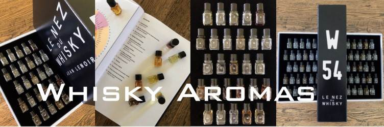 Whisky Kit Aromas