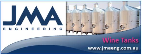 JMA - Wine Tanks For Sale
